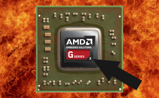 AMD reveals G Series embedded chips, drops an ARMpowered bombshell in the process