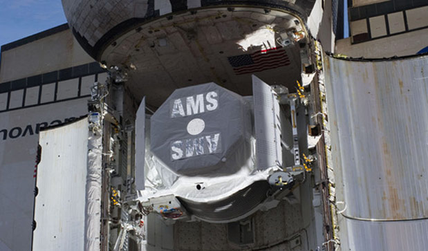 PSA: Watch the AMS dark matter results announcement at 1:30PM ET (video)