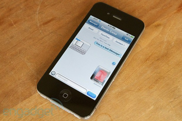 Apple acknowledges iMessage delivery issues, is working on a fix