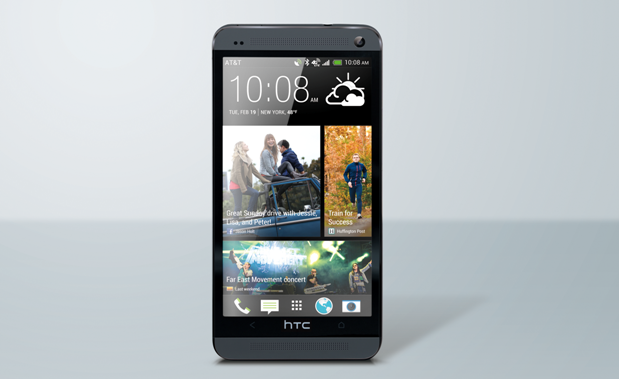 AT&amp;T to sell the HTC One on April 19 for $200, preorders start April 4