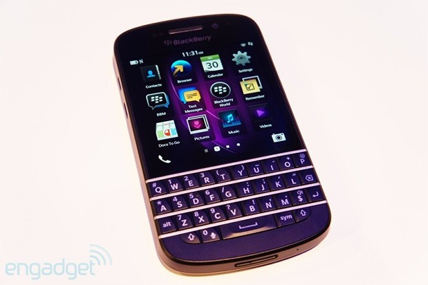 T-Mobile will carry the BlackBerry Q10, business registration begins April 29th