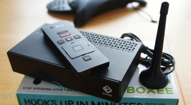 Boxee Cloud DVR reaches the San Francisco Bay Area in beta