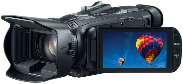 Canon outs VIXIA HF G30 camcorder with WiFi Remote, XA20 and XA25 for pros
