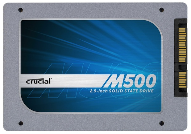 DNP Crucial M500 SSD review roundup 960GB at $600 is cheapest among peers, available now
