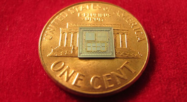 Tiny DARPA chip has sixaxis inertial guidance to backup military if GPS goes down