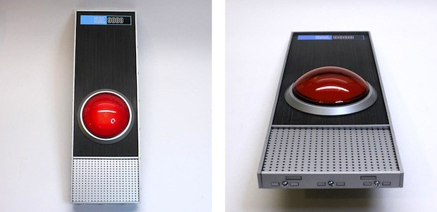 Adafruit explains how to build your very own HAL 9000 replica for less than $  100