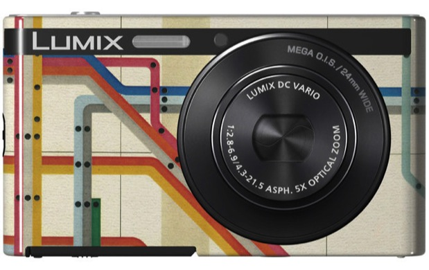 DNP Panasonic releases its $200 LUMIX DMCXS in 10 different color designs