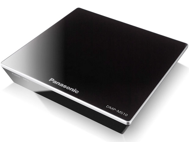 Panasonic prices and ships its first media streamers, newest Bluray Disc players
