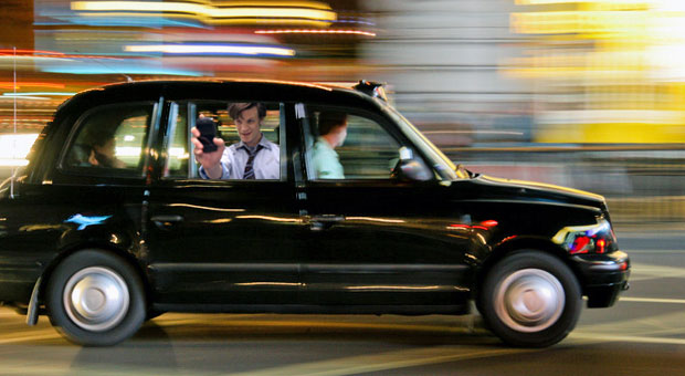 EE announces free 4G WiFi in London's black cabs