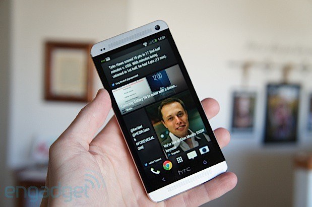 HTC One available on TMobile's website today, arriving in stores April 24th