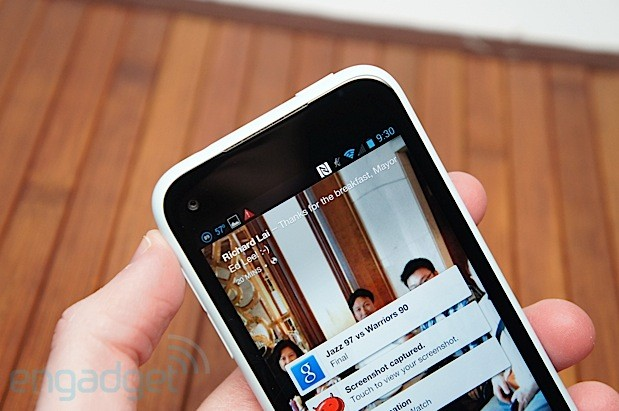 DNP HTC First with Facebook Home review