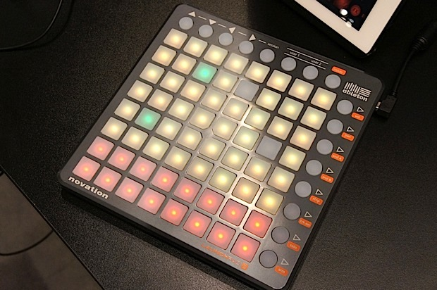 Novation announces Launchpad S with better MIDI support, we go handson video