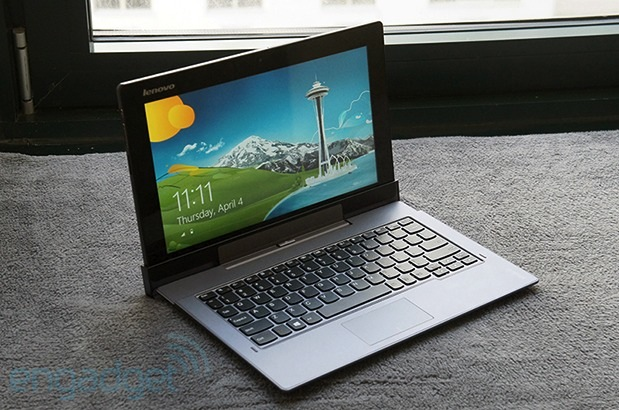 Lenovo IdeaTab Lynx review: a decent Windows 8 hybrid, but not Lenovo's best