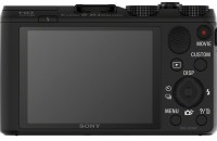 Sony introduces Cyber-shot HX50V, a small and light 30x superzoom