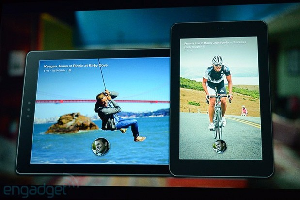 Facebook Home coming to tablets in the 'coming months'