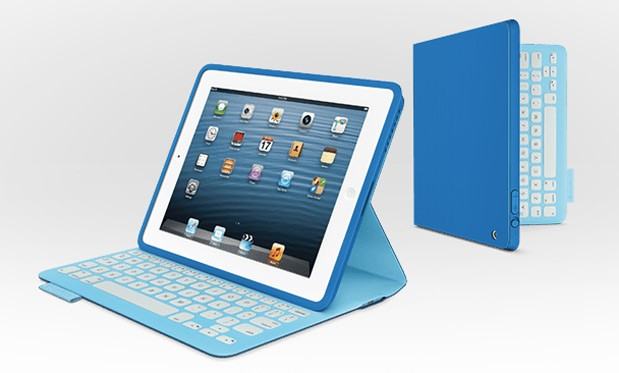 Logitech's FabricSkin keyboard folio for iPad will shrug off spills for $149 (video)