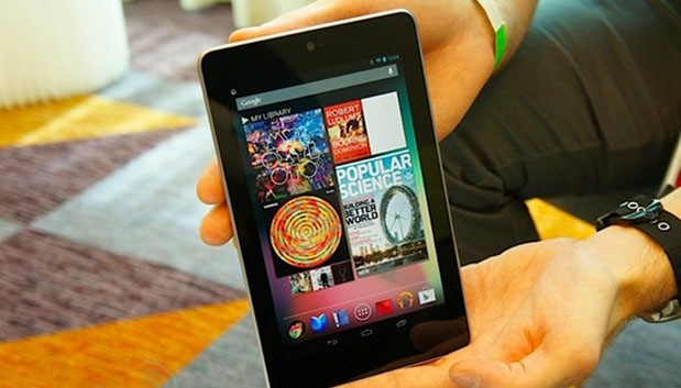 Reuters Google and Asustek to release nextgen Nexus 7 tablet in July