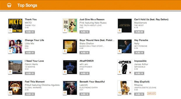 Google Play Music comes to Australia