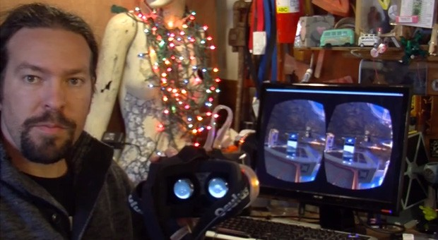 Oculight LED hack gives the Oculus Rift a hint of peripheral vision (video)