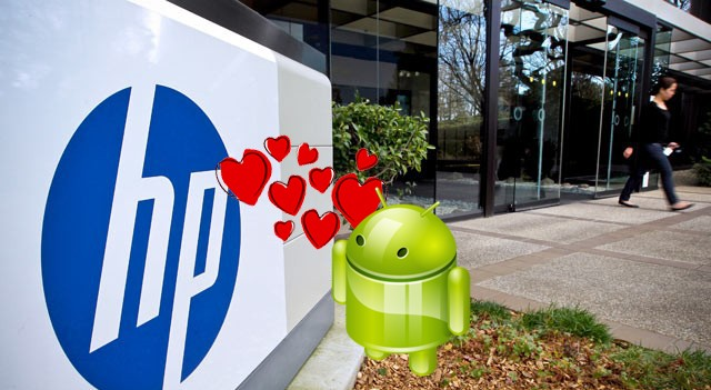 Switched On: How HP learned to stop worrying and love Android