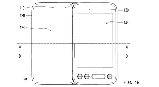 HTC patents a dualscreen slider phone that you likely won't see