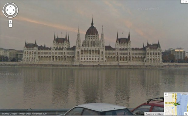 Google Street View adds Hungary ...
