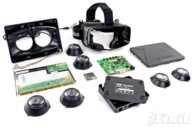 Oculus Rift gets torn down by iFixit, adds high repairability to its list of kudos
