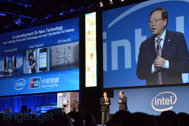 UnionPay and Intel join forces for secure mobile payment