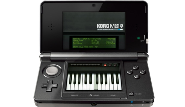 Detune's Korg M01D for Nintendo 3DS sparks nostalgia, lands in May (video)