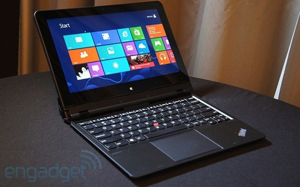 Lenovo ThinkPad Helix starts shipping, Seton Hall University gets early units