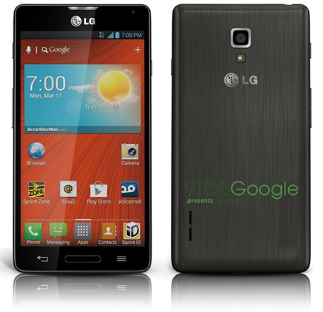 LG Optimus F7 leaked as potential suitor for Boost Mobile