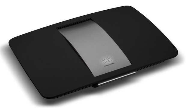 Engadget Giveaway win one of five Linksys router bundles!