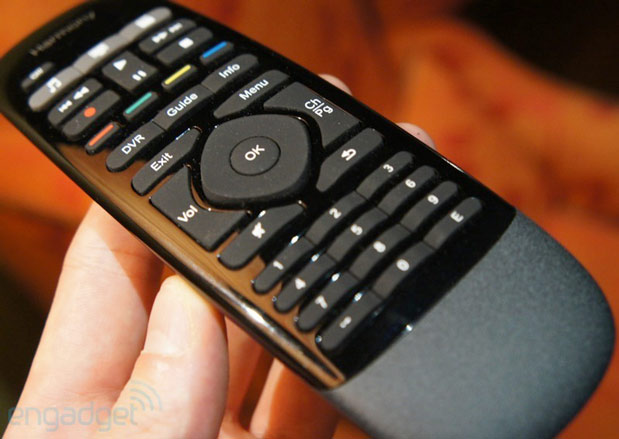 Logitech unveils Harmony Ultimate and Smart Control universal remote sets for home entertainment heroes