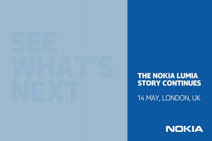 Nokia Lumia event set for May 14th, invites us to 'see what's next'