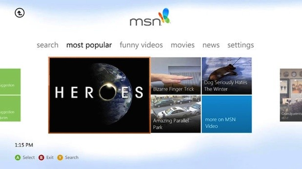 Microsoft reportedly looking to revive 'Heroes' TV show on MSNXbox