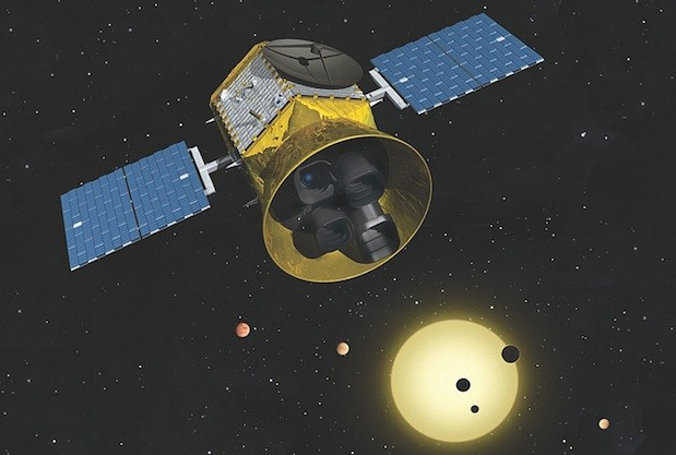 NASA's next two planet hunting missions to launch in 2017