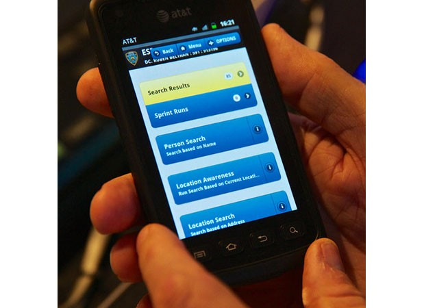 NYPD now has Android smartphone arsenal to pull up records, identify perps