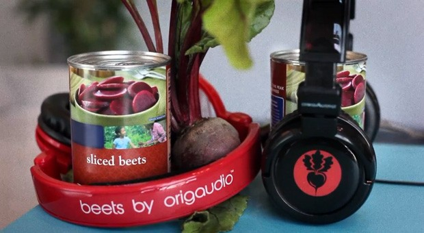 OrigAudio Beets headphones redefine KIRF Keepin' It Real Fibrous video