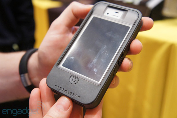 Otterbox iPhone 4 / 4S Defender case with iON Intelligence launching April 18th for $  130 (video)
