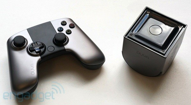 OUYA firmware update lets gamers change their payment info