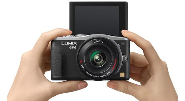 Panasonic&#8217;s 16-megapixel Lumix DMC-GF6 official with wireless sharing, flip screen