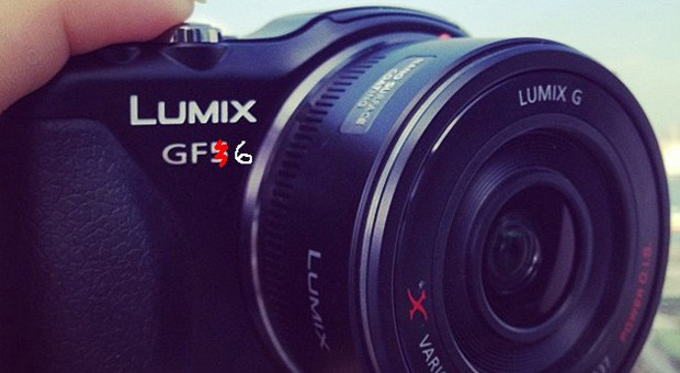 Panasonic Lumix GF6 passes