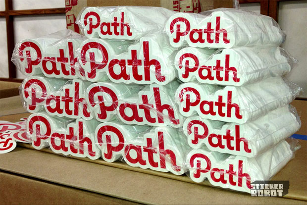 Path app is adding 1 million new registered users a week