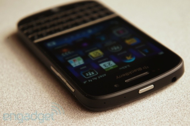 DNP BlackBerry Q10 review