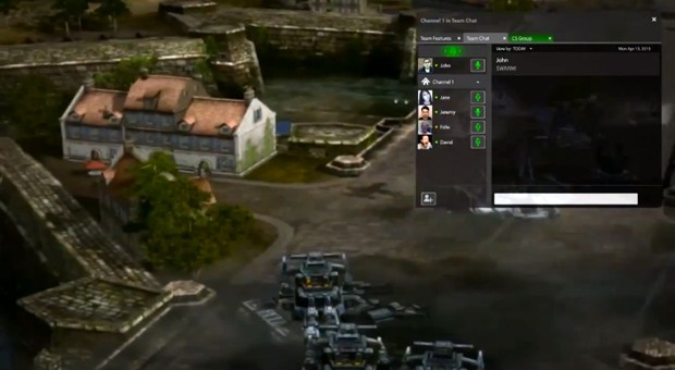 Razer Comms voice chat launches in open beta with an always-on overlay (video)