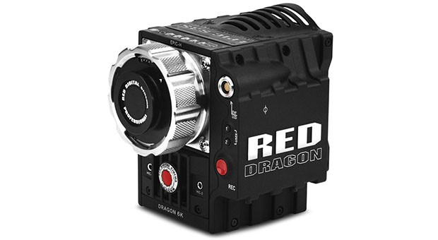 Red to start performing Epic Dragon sensor updates tomorrow at its NAB booth