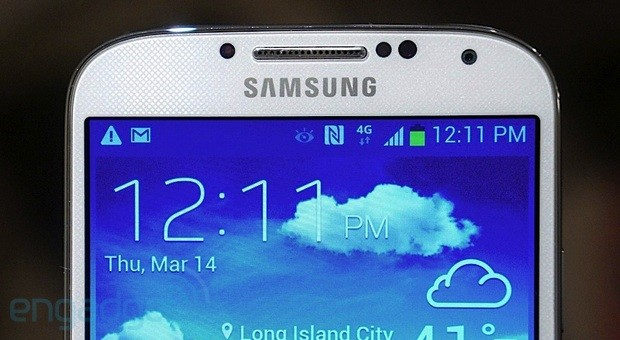 Galaxy S 4, future Samsung devices to use DigitalOptics tech for face tracking