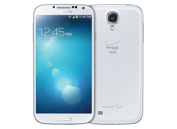 Samsung Galaxy S 4 on Verizon