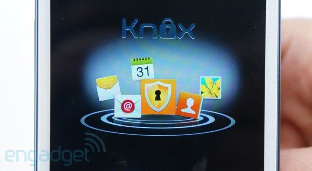Full launch of Samsung Knox delayed until a 'later date'