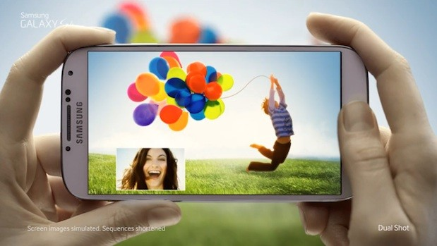 Samsung kicks off Galaxy S4 ad campaign with new TV spots, focus on